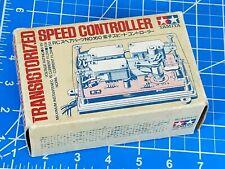 New in Box Tamiya 1/10 R/C Hilux Blazing Blazer Transistorized Speed Controller
