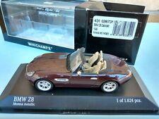 (152) 1/43 BMW Z8 Cabriolet 1999 - Minichamps