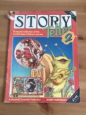 Story Teller 2 - Issue 7 - 1980s children's fiction magazine - good condition