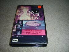 Satan's School For Girls: (VHS) 1985 Prism Kate Jackson Cheryl Ladd , RARE, NR