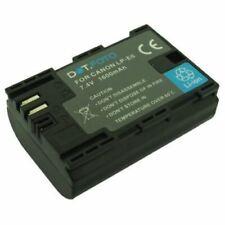 Batería para Canon LP-E6 | EOS 5D Mk/5DS R 6D III II 7D/7D Mk 60D 60Da 70D II
