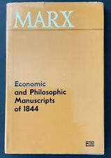 Marx Economic and Philosophic Manuscripts of 1844 Plus The Grundrisse