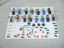 Lego : lot n°1 de 15 figurine et accessoires pour western ,légoredo et autre