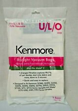 Kenmore Upright Vacuum Bags for U/L/O 5068