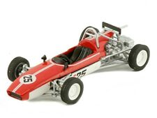 Moskvitch G5 Soviet Formula One Open Wheel USSR Red 1:43 Scale Diecast Model Car