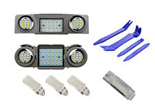 LED Innenraumbeleuchtung Lichtpaket Module für VW Passat B6 3C Limousine + Kombi