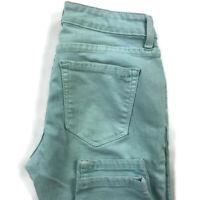 Vineyard Vines Womens 2 Light Blue Skinny Stretch Jeans