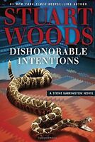 Dishonorable Intentions (A Stone Barrington Novel) by Stuart Woods
