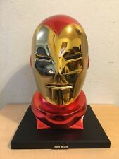 RARE ALEX ROSS LIFE SIZE IRON MAN BUST #238 of 250 DYNAMIC FORCES MARVEL STATUE