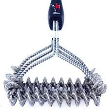 """Kona Safe/Clean Bristle-Free Grill Brush - 18"""" Stainless Steel"""