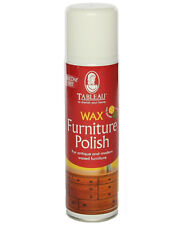 Tableau Silicone Free Wax Furniture Spray Polish 250ml Blend of Finest Waxes
