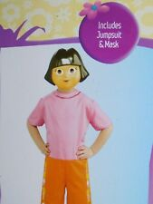 Dora The Explorer Dress Up Costume Set Size 4 5 6