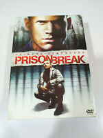 Prison Break Primera Temporada 1 Completa - 6 x DVD + Extras Español Ingles - 3T