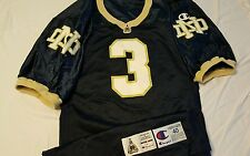 Ron Powlus 1995 Notre Dame Fighting Irish Authentic Champion Player Game Jersey