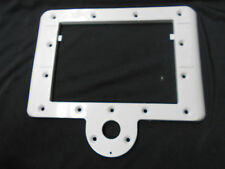 Embassy Skimmer Faceplate Grey/Can be used on Doughboy skimmers #340-2090