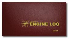 NEW Engine Log - Soft Cover | ASA-SE-1 | Aircraft Logbook