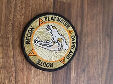 Triple Aught Design TAD Gear PDW Rare Flatwater Overland Recon Patch