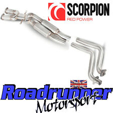 Scorpion M3 E46 Centre Section Exhaust Stainless Steel Cabrio (01-06) SBMR050
