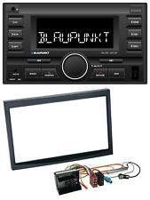 Blaupunkt MP3 USB 2DIN Bluetooth AUX Autoradio für Peugeot 207 307 Expert Partne