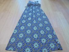 BODEN SUMMER TWISTED FRONT JERSEY MAXI DRESS  SIZE 6 BNWOT