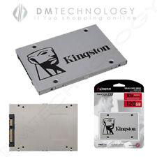 HARD DISK INTERNO SSD 120 GB KINGSTON 2,5 UV400 SATA 3 HD HDD UV400/120G 10X