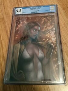 The Boys: Dear Becky #1  Megacon variant  200 of 200 CGC 9.8