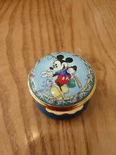 Mickey Mouse Classic Enamels By Halcyon Days-New