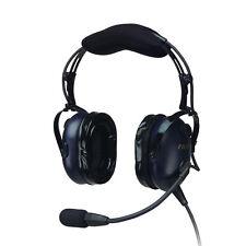 NIB PilotUSA PA-1761T ANR Aviation Pilot Headset