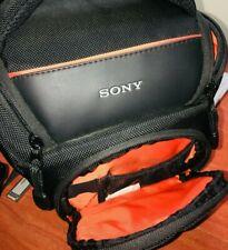 Bolsa Original LCSAMB Sony Alpha Mirrorless y SLT Hombro Cintura