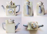 Teapot Teiera Lavatrice porcellana
