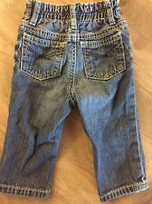 Baby GAP Denim Blue Jeans 12-18 Months Girls Boys Unisex Medium Wash