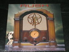 RUSH - The Spirit Of Radio - 5 Track DJ PROMO Video DVD Sampler! RARE! no cd