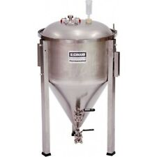 Blichmann 14 Gallon Conical Fermenter w/ Standard Fittings Homebrew Beer Wine