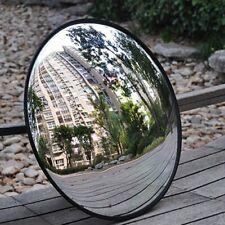 Miroir Convexe d'Extérieur D'intérieur Miroir Sortie de Garage De Sécurité 30cm