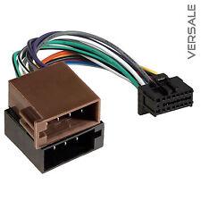 Adapter Kabel für Pioneer Auto Radio DIN ISO Stecker 16 Pin Kabelbaum KFZ