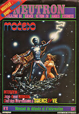 Neutron N°6 - Magazine de SF en BD - Macedo, Pellos, Poivet, etc... - 1980