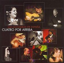 Las Guitarras De Espana : Cuatro Por Arriba CD