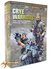 "Merit 1/6 Scale 12"" Crye Warrior JSOC Joint Special Operations Spanky Multicam"