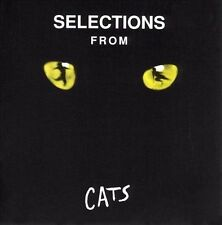 Selections From Cats (1982 Original Broadway Cast) Walter Charles, Webber, Andr