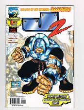 J2, THE SON OF THE ORIGINAL JUGGERNAUGHT!, VOL. #1, # 1, OCTOBER 1998