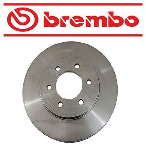 For Ford Expedition Lincoln Navigator Front Disc Brake Rotor Brembo 09B62010