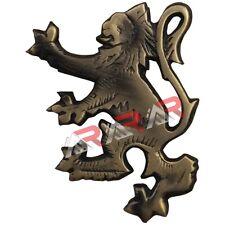 AAR Scottish Lion Rampant Kilt Pin Antique Plated/Lion Rampant Kilt Pin Brooch
