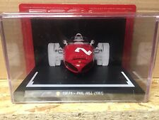 "DIE CAST MUSETTI FERRARI "" 156 F1 - PHILL HILL (1961) "" SCALE 1/18 TEST"