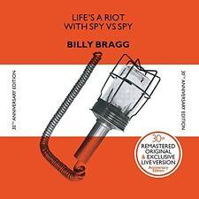 Billy Bragg - Lifes A Riot With Spy Vs Spy [CD]