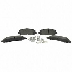 Motorcraft BR1631 Front Brake Pads For Ford F250 F350 Super Duty 2005-2012