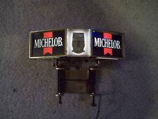 vintage michelob cash register topper display sign lighted beer sign
