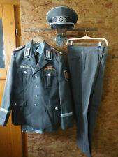 Uniform NVA,Stabsoberfähnrich (Spies) Artillerie,Raketentruppen