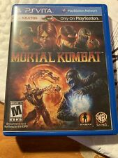 Mortal Kombat (Sony PlayStation Vita, 2012)