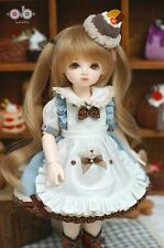 【Tii】Blueberry cake outfit 2 colors For BJD 1/6 YOSD DD GR Doll Clothes dress