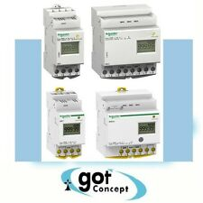 COMPTEUR D ENERGIE TRI IME3ZR 400V 0-63A 3P SCHNEIDER A9M17076